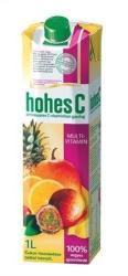 hohes C Multivitamin 100%-os gyümölcslé 1L