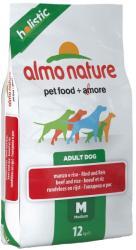 Almo Nature Adult Medium - Beef & Rice 2x12kg