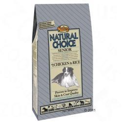 Nutro Natural Choice Senior - Chicken & Rice 2x10kg