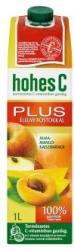 hohes C Plus alma-mangó-kajszibarack 100%-os gyümölcslé 1L