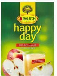 Rauch Happy Day 100%-os szűretlen almalé C-vitaminnal 3L