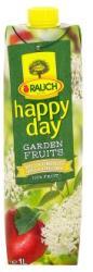 Rauch Happy Day Garden Fruits 100%-os almalé bodzával 1L