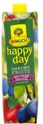Rauch Happy Day Garden Fruits 100%-os alma-szilva gyümölcslé 1L