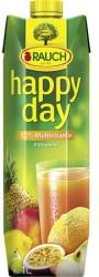 Rauch Happy Day Multivitamin 100%-os gyümölcslé 1L