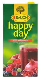 Rauch Happy Day Red Multivitamin 100%-os gyümölcslé 2L