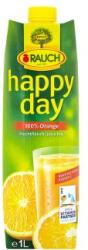 Rauch Happy Day 100%-os narancslé gyümölcshússal 1L