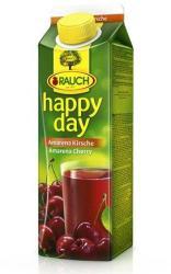 Rauch Happy Day meggy nektár 1L
