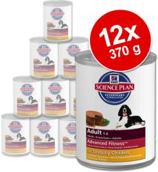 Hill's SP Canine Adult Chicken 12x370g