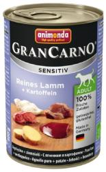 Animonda GranCarno Sensitiv - Lamb & Potato 12x400g