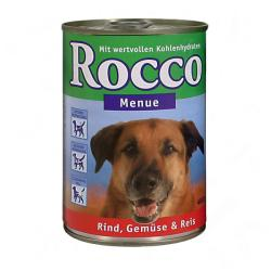Rocco Menue - Lamb, Vegetables & Rice 6x400g