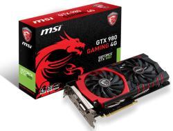 MSI GeForce GTX 980 4GB GDDR5 256bit PCIe (GTX 980 GAMING 4G LE)