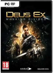 Square Enix Deus Ex Mankind Divided (PC)