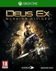 Square Enix Deus Ex Mankind Divided (Xbox One)
