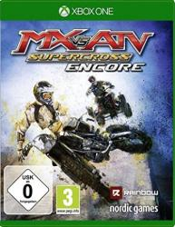 Nordic Games MX vs ATV Supercross Encore (Xbox One)