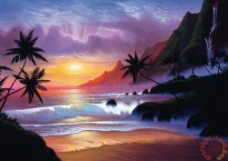 Schmidt Spiele Jon Rattenbury - Paradicsom öböl 1000 db-os (59319)