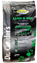 Dr.Clauder's Best Choice - Lamb & Rice All Breed 4kg