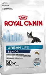Royal Canin Urban Life Senior Small Dog 1,5kg