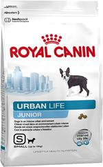 Royal Canin Urban Life Junior Small Dog 3kg