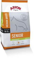 Arion Senior Medium Breed - Chicken & Rice 12kg