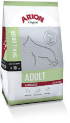 Arion Adult Small Breed - Lamb & Rice 3kg