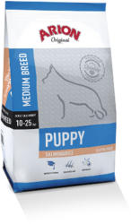 Arion Puppy Medium Breed - Salmon & Rice 12kg