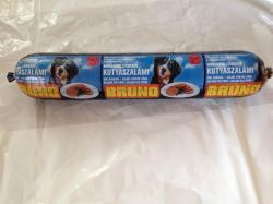 BRUNO Sausage - Beef 1kg