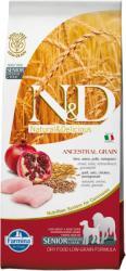 Farmina N&D Low Grain Senior Medium & Maxi - Chicken & Pomegranate 12kg
