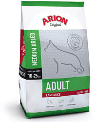 Arion Adult Medium Breed - Lamb & Rice 12kg