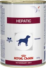 Royal Canin Hepatic 12x420g