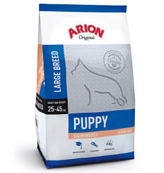 Arion Puppy Large Breed - Salmon & Rice 3kg