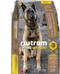 Nutram Total Grain-Free - Lamb & Vegetables 2,72kg