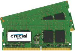 Crucial 8GB (2x4GB) DDR4 2400MHz CT2K4G4SFS824A