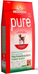 Mera Pure Senior - Turkey & Rice 12,5kg