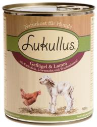 Lukullus Poultry & Lamb 6x800g