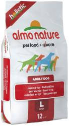 Almo Nature Adult Large - Beef & Rice 2x12kg