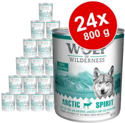 Wolf of Wilderness Arctic Spirit - Reindeer 24x800g