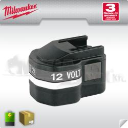 Milwaukee 12V 1.4Ah NiCd B 12 (4932373527)