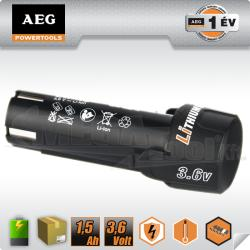 AEG SL 3.6V 1.5Ah Pro Li-Ion (4932352969)