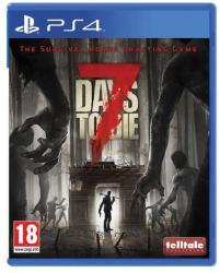 Telltale Games 7 Days to Die (PS4)