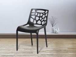 Beliani Morgan műanyag kerti szék