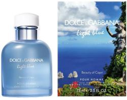 Dolce&Gabbana Light Blue Beauty of Capri EDT 75ml