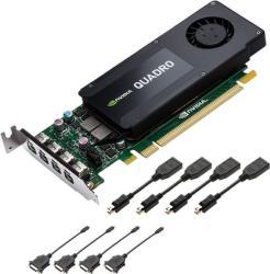 PNY Quadro K1200 4GB GDDR5 PCI-E (VCQK1200DVIWE-PB)