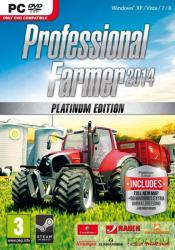 UIG Entertainment Professional Farmer 2014 [Platinum Edition] (PC)