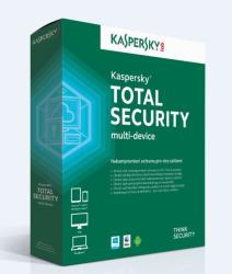 Kaspersky Total Security 2016 Multi-Device (4 User, 2 Year) KL1919OCDDS