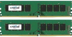 Crucial 16GB (2x8GB) DDR4 2400MHz CT2K8G4DFD824A