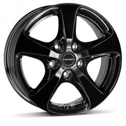 Borbet CC black glossy 5/118 16x7 ET45
