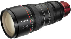 Canon CN-E 30-300mm T2.95-3.7 L S EF