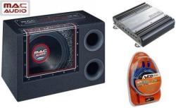 Mac Audio Bass Leader Bandpass Pack