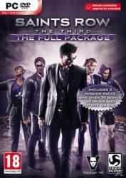 THQ Saints Row The Third [The Full Package-The Gamemania] (PC)