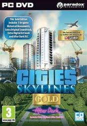 Paradox Cities Skylines Gold After Dark (PC)